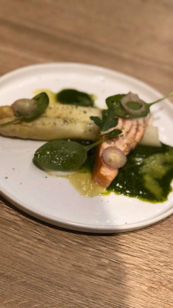 Restaurant Smaak en Vermaak Heerlen - tataki zalm
